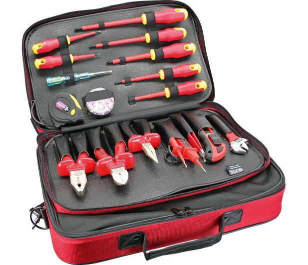 In Line Duży zestaw narzędzi elektrycznych - 437313 - zdjęcie