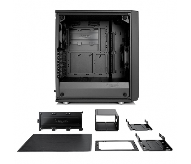Fractal Design Meshify C TG - 429382 - zdjęcie 6