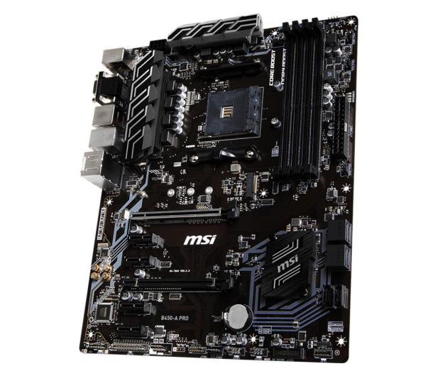 MSI B450-A PRO - 441269 - zdjęcie 2