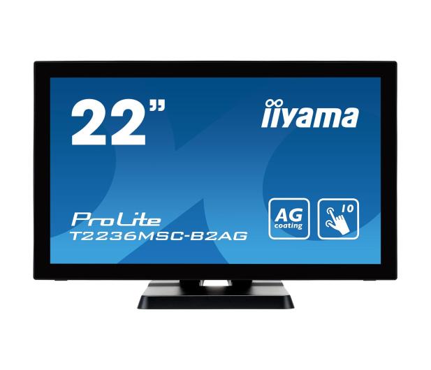 iiyama T2236MSC-B2AG dotykowy - 441171 - zdjęcie 10
