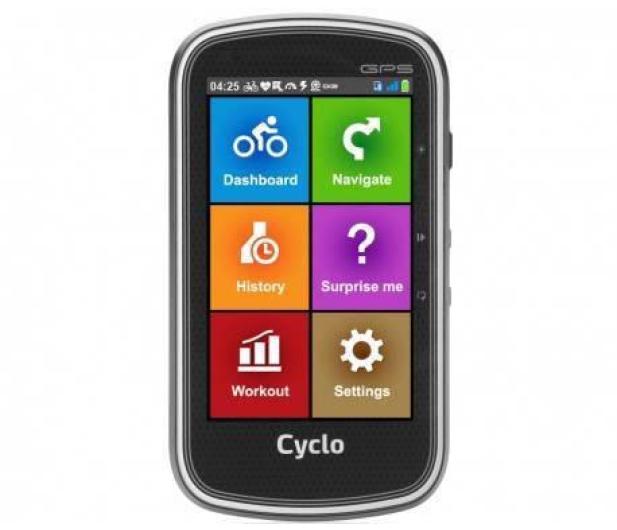 Mio Cyclo 405 HC Europa  - 441218 - zdjęcie