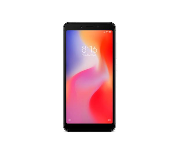 Xiaomi Redmi 6A 16GB Dual SIM LTE Black - 437403 - zdjęcie 2