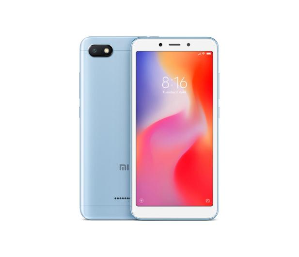 Xiaomi Redmi 6A 16GB Dual SIM LTE Blue - 437401 - zdjęcie
