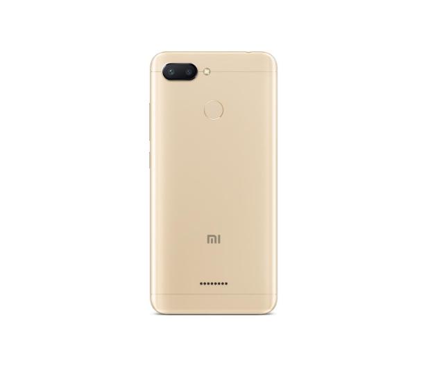 Xiaomi Redmi 6 3/32GB Dual SIM LTE Gold - 437414 - zdjęcie 2