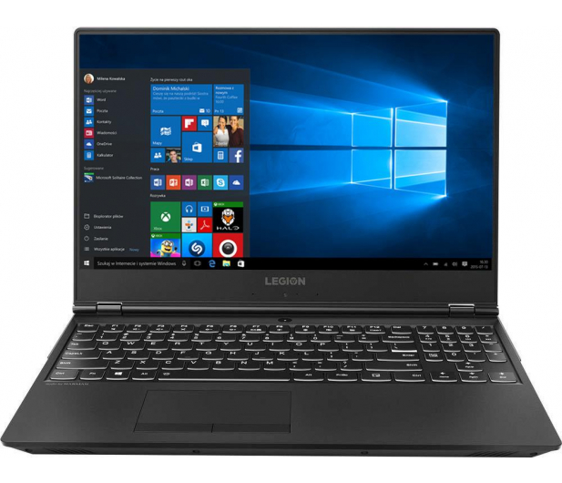 Lenovo Legion Y530-15 i5-8300H/8GB/256/Win10X GTX1050Ti  - 493756 - zdjęcie 3