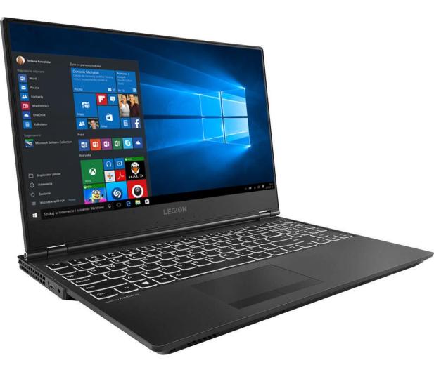 Lenovo Legion Y530-15 i7-8750H/16GB/256/Win10X GTX1060 - 481159 - zdjęcie 4