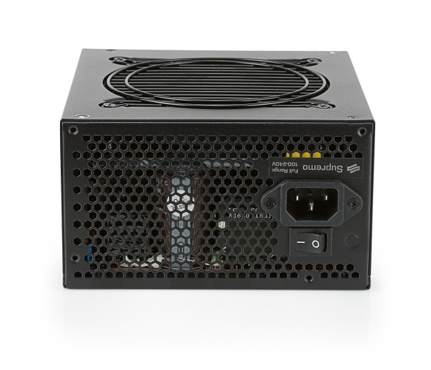 SilentiumPC Supremo FM2 650W 80 Plus Gold - 363851 - zdjęcie 5