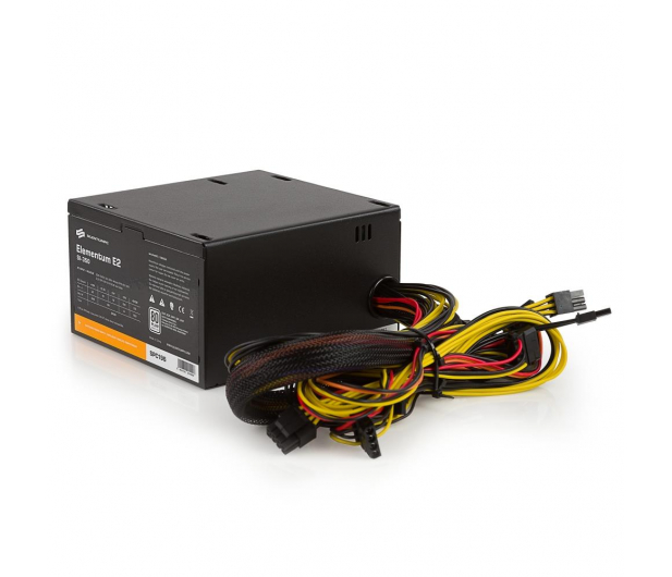 SilentiumPC Elementum E2 350W 80 Plus - 412483 - zdjęcie 2