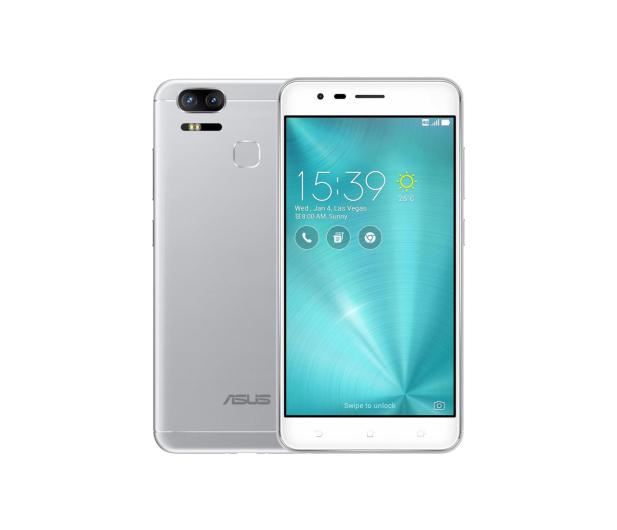 ASUS ZenFone Zoom S ZE553KL 4/64GB Dual SIM srebrny - 381120 - zdjęcie