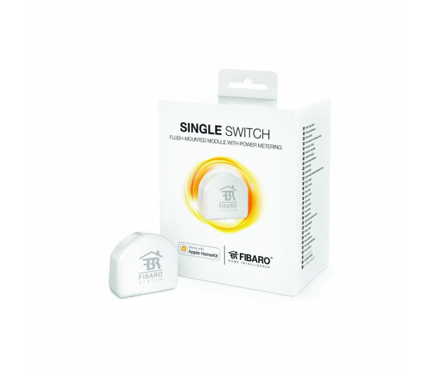 Fibaro Single Switch 2 (HomeKit) - 437997 - zdjęcie 2