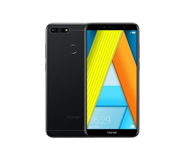 Honor 7A Dual SIM 32 GB czarny  - 437159 - zdjęcie