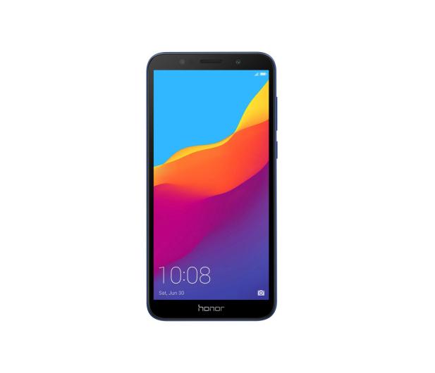 Honor 7S Dual SIM 16 GB niebieski + 16GB  - 446130 - zdjęcie 3