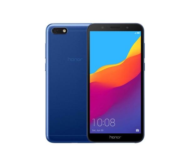 Honor 7S Dual SIM 16 GB niebieski + 16GB  - 446130 - zdjęcie 2