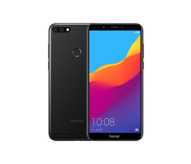 Honor 7C Dual SIM 32 GB czarny - 437140 - zdjęcie