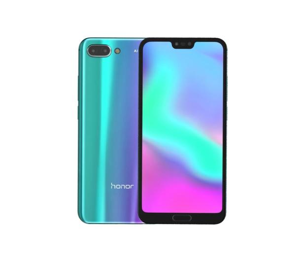 Honor 10 LTE Dual SIM 128 GB zielony - 432128 - zdjęcie