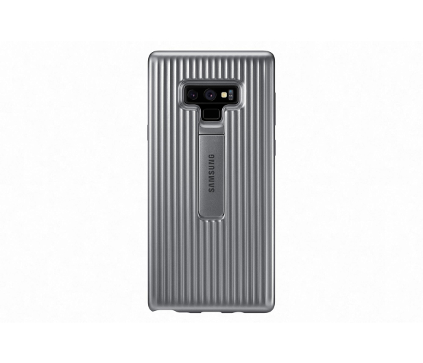 Samsung Protective Standing Cover do Note 9 szare - 441265 - zdjęcie