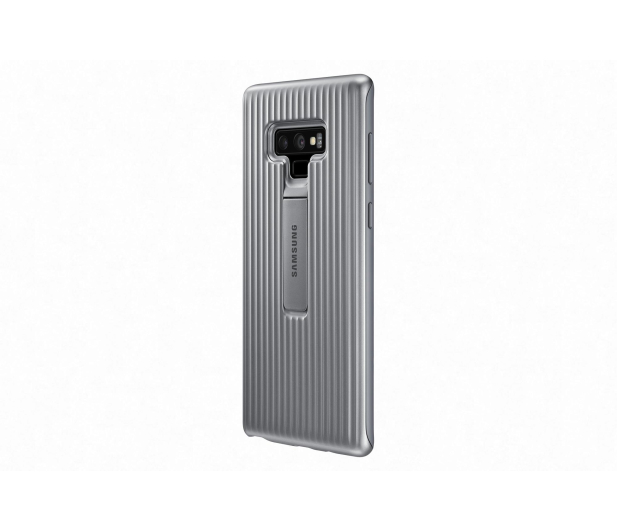 Samsung Protective Standing Cover do Note 9 szare - 441265 - zdjęcie 3