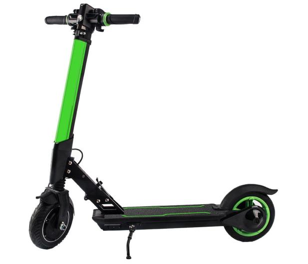 Koowheel E1 Zielona kolorowe oświetlenie  - 441857 - zdjęcie