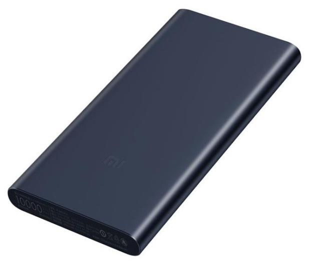 Xiaomi Power Bank 2s 10000 mAh 2A (granatowy) - 443606 - zdjęcie