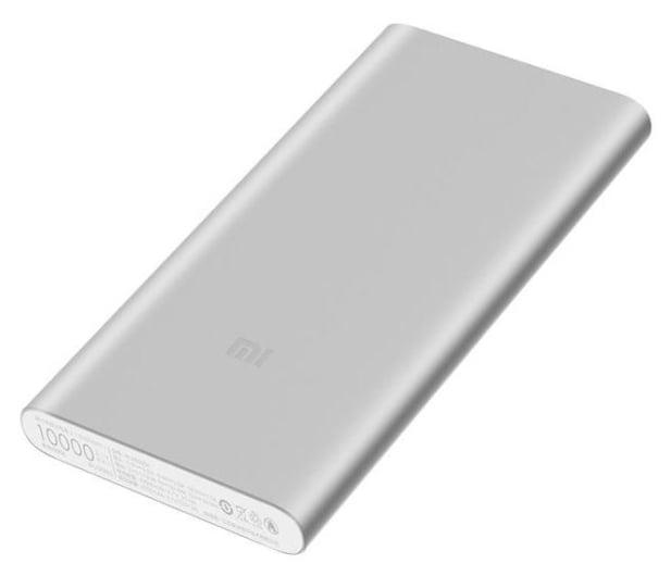 Xiaomi Power Bank 2s 10000 mAh 2A (srebrny) - 443607 - zdjęcie