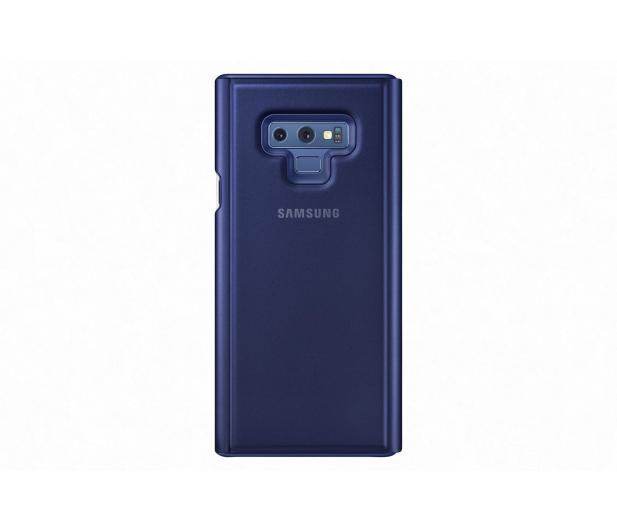 Samsung Clear View Standing Cover do Note 9 niebieski - 441242 - zdjęcie 3