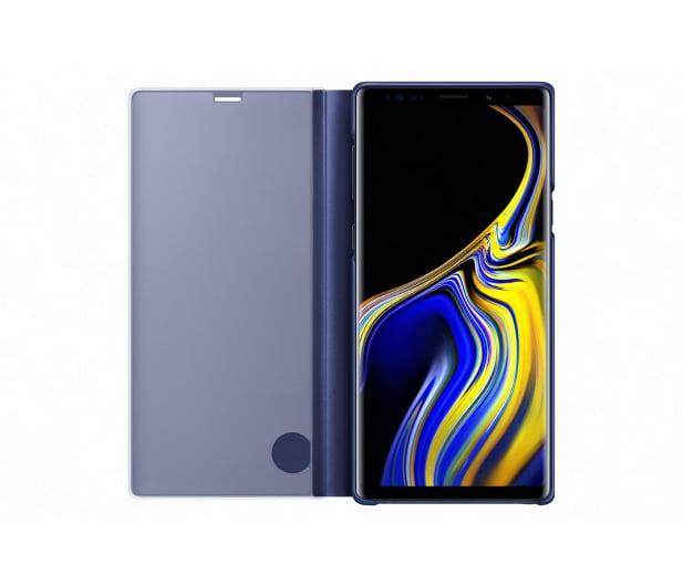 Samsung Clear View Standing Cover do Note 9 niebieski - 441242 - zdjęcie 4