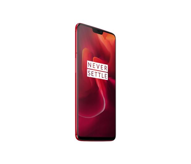 OnePlus 6 8/128GB Dual SIM Red - 443359 - zdjęcie 4