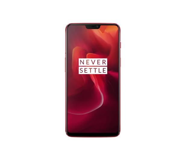 OnePlus 6 8/128GB Dual SIM Red - 443359 - zdjęcie 2
