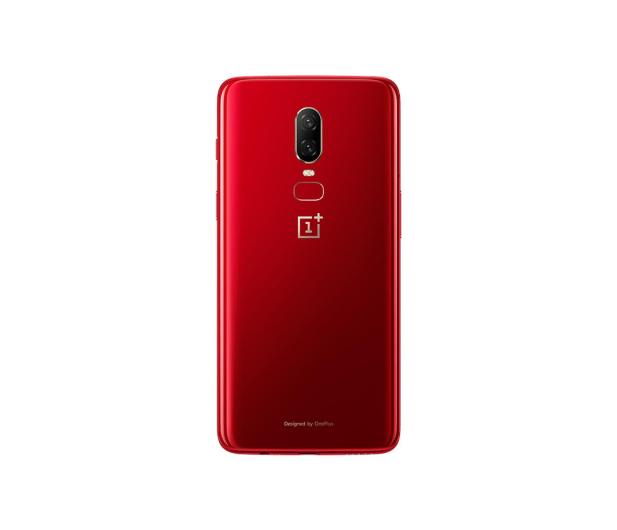 OnePlus 6 8/128GB Dual SIM Red - 443359 - zdjęcie 3