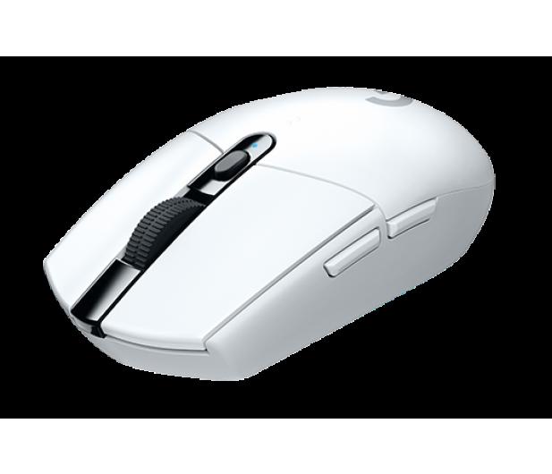 Logitech G305 LIGHTSPEED biała - 444255 - zdjęcie 3