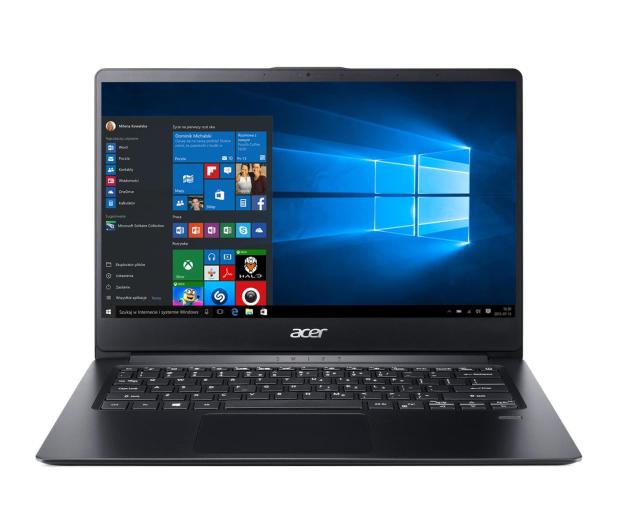 Acer Swift 1 N4000/4GB/64/Win10 IPS FHD Czarny - 441885 - zdjęcie 3