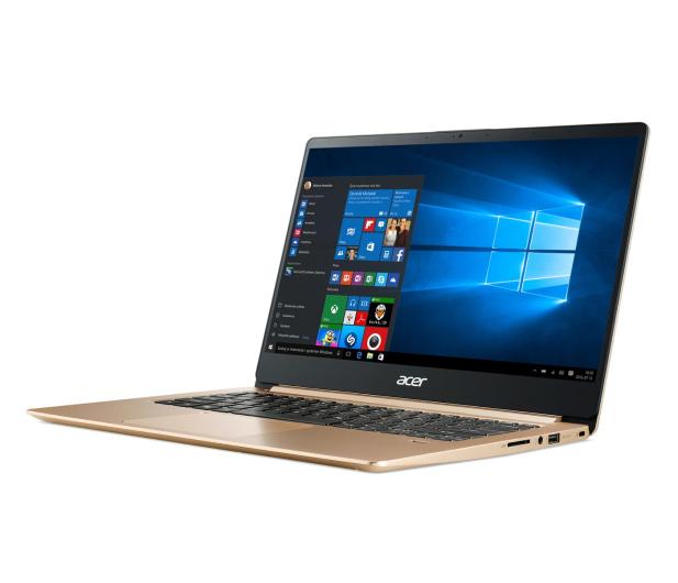 Acer Swift 1 N5000/4GB/240/Win10 IPS FHD złoty - 488053 - zdjęcie 3