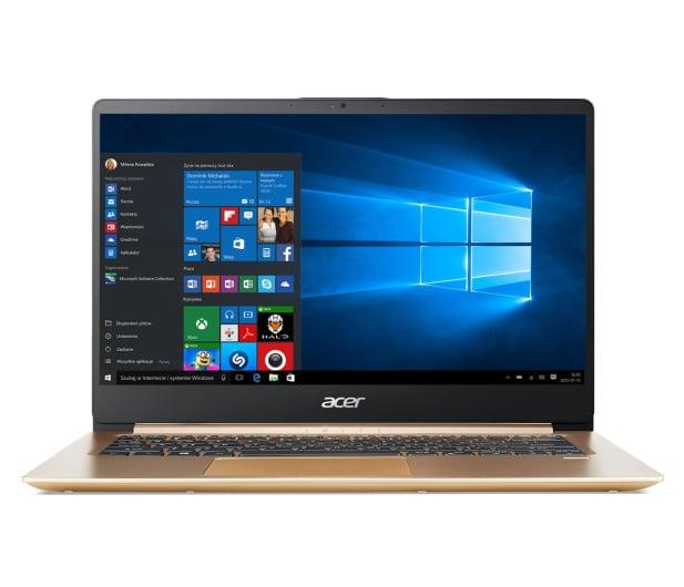 Acer Swift 1 N4000/4GB/64/Win10 IPS FHD Złoty - 441890 - zdjęcie 3