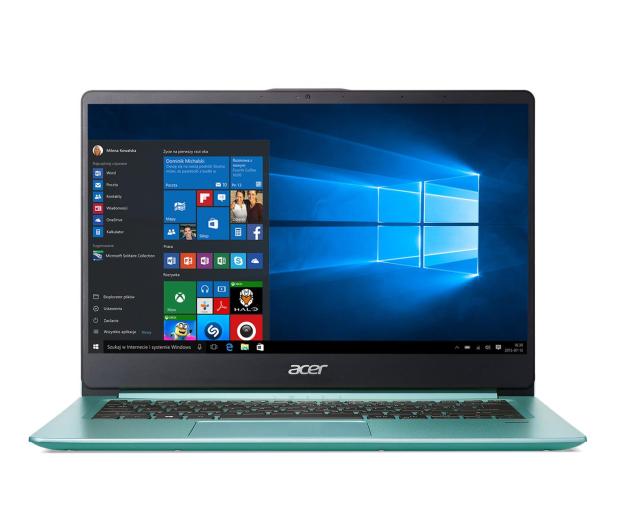Acer Swift 1 N5000/4GB/128/Win10 IPS FHD Zielony - 494757 - zdjęcie 2