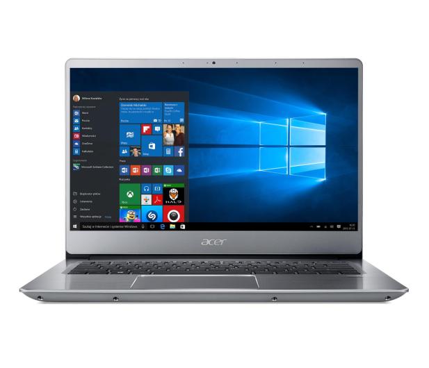 Acer Swift 3 i3-8145U/8GB/256/Win10 FHD IPS Srebrny - 498091 - zdjęcie 2