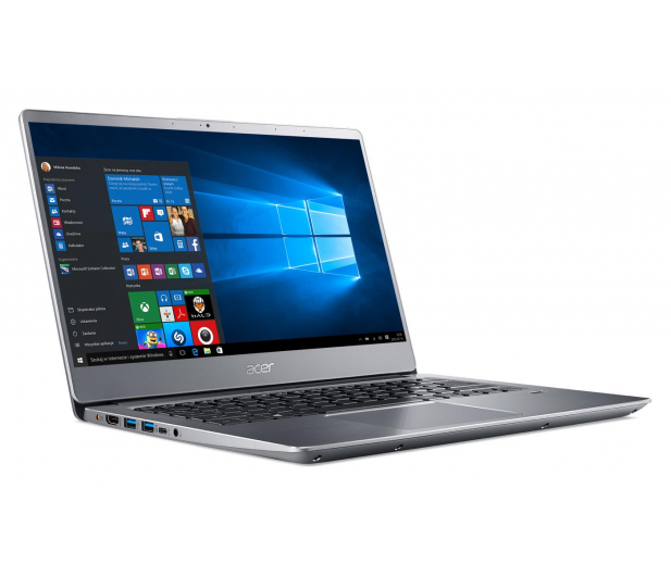 Acer Swift 3 i3-8145U/8GB/256/Win10 FHD IPS Srebrny - 498091 - zdjęcie 9
