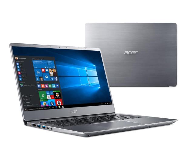 Acer Swift 3 i3-8145U/8GB/256/Win10 FHD IPS Srebrny - 498091 - zdjęcie