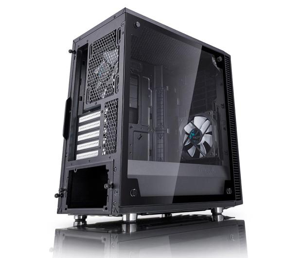 Fractal Design Define Mini C TG czarna - 442149 - zdjęcie 6