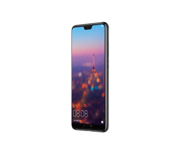 Huawei P20 Dual SIM 64GB Czarny - 441952 - zdjęcie 4