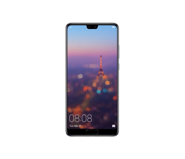 Huawei P20 Dual SIM 64GB Niebieski   - 441954 - zdjęcie 3