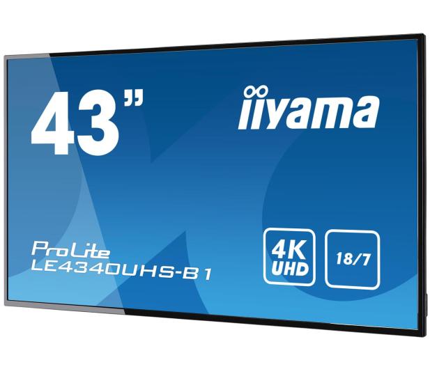 iiyama LE4340UHS LFD 4K - 443916 - zdjęcie 3