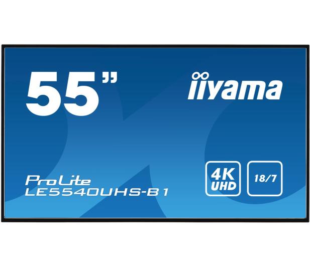 iiyama LE5540UHS LFD 4K - 443961 - zdjęcie 11