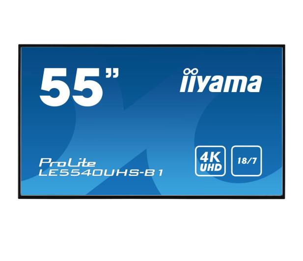 iiyama LE5540UHS LFD 4K - 443961 - zdjęcie