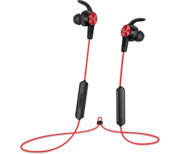 Huawei AM61 Sport Bluetooth Czerwone + Band A2 czerwony - 443804 - zdjęcie 2