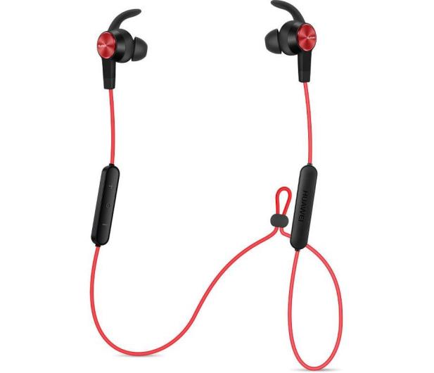 Huawei AM61 Sport Bluetooth Czerwone + Band A2 czerwony - 443804 - zdjęcie 3