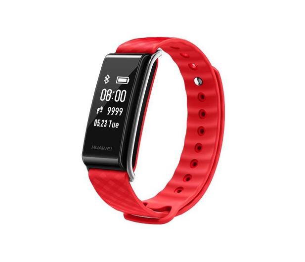 Huawei AM61 Sport Bluetooth Czerwone + Band A2 czerwony - 443804 - zdjęcie 4
