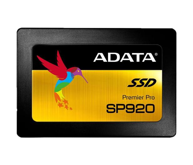 ADATA 128GB 2,5'' SATA SSD Premier Pro SP920 7mm MLC - 179145 - zdjęcie