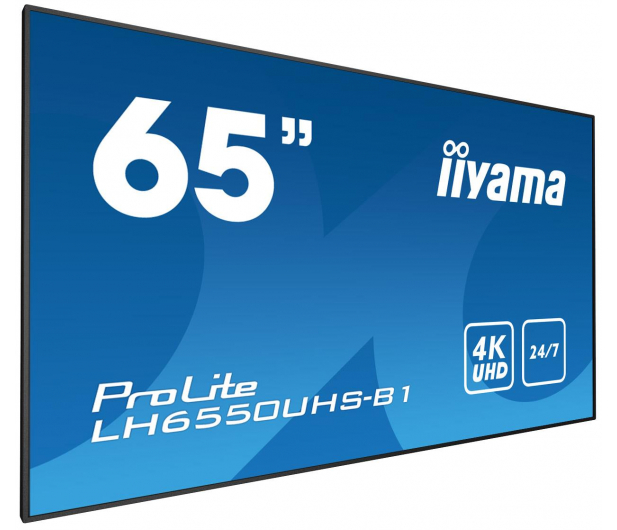 iiyama LH6550UHS LFD 4K - 443979 - zdjęcie 3