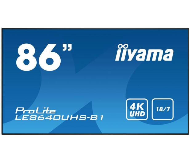 iiyama LE8640UHS LFD - 443967 - zdjęcie 11