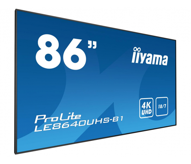 iiyama LE8640UHS LFD - 443967 - zdjęcie 2
